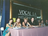 <h5>VOCAL LA event</h5><p>Helping out at the voice over charity event.</p>