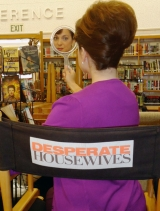 <h5>DESPERATE HOUSEWIVES</h5><p>Who's the fairest of them all?</p>