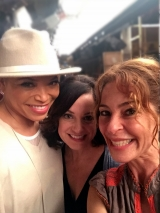 <h5>DR KEN</h5><p>Taping night w Tisha Campbell-Martin and Michelle Azar</p>